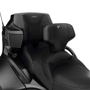 Adjustable Driver Backrest for Production Seat