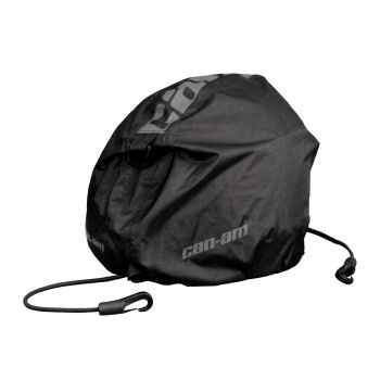 Integrated Helmet Bag
