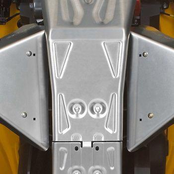 Alumiininen pohjapanssari