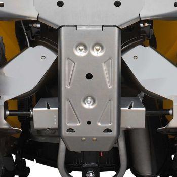 Rear Skid Plate