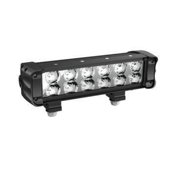 25 CM:n kaksirivinen LED-valotanko (60 W)*