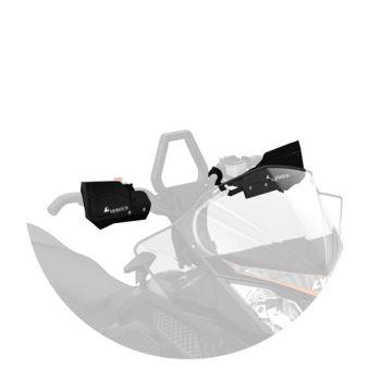 Touratech-käsisuojat/ilmanohjaimet