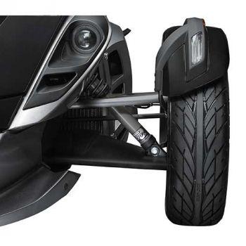 FOX Adjustable Front Shock Kit