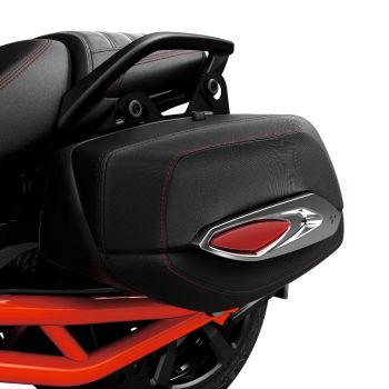 Cross-Country Detachable Saddlebags