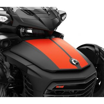 Hood Stripes Decal Kit