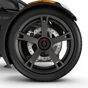 Wheel Decals - Urban Camo
