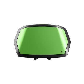 Gauge Spoiler Decal - Supersonic Green