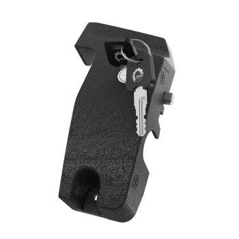 Locking Parking Brake Lever - Black