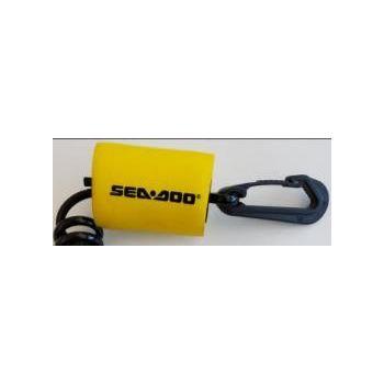 D.E.S.S.™-kelluva hätäkatkaisinnaru, vakio - Keltainen