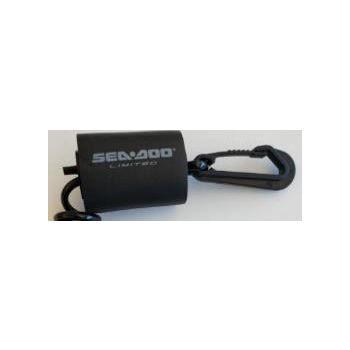 D.E.S.S.™-kelluva hätäkatkaisinnaru, GTX Ltd - Musta
