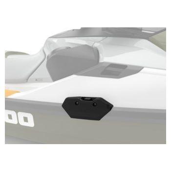 Speed Tie -liina 2.0 - Musta