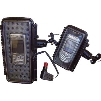 Lämmitettävä GPS/GSM -kotelo, iso