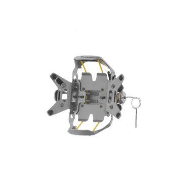 Garmin Zumo 590LM -ohjaustankoteline