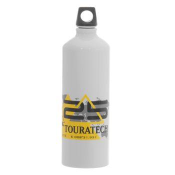 25 Years Touratech -alumiinipullo