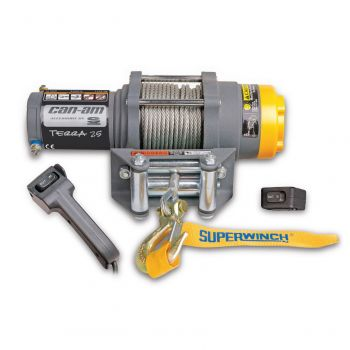 SUPERWINCH CAN-AM TERRA 25 -VINSSI