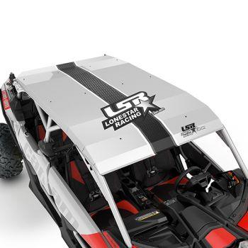 Lonestar Racing -alumiinikatto