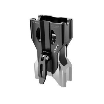 Säädettävä ohjaustangon koroke, 150-210 mm