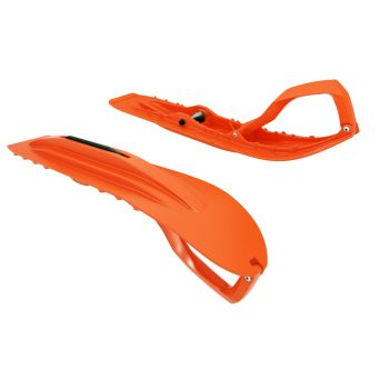 Uudet Blade DS+ -sukset, race orange