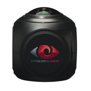 CYCLOPS 360° Panoramic HD Video Kamera